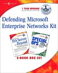 Defending Enterprise Networks Kit: 2 Book Box Set