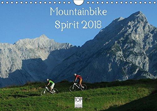mountainbike-spirit-2018-wandkalender-2018-din-a4-quer-13-faszinierende-radsportmotive-in-den-alpen-monatskalender-14-seiten-calvendo-sport-kalender-apr-01-2017-rotter-matthias