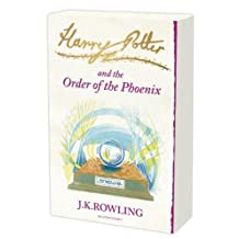 Harry Potter And The Order Of The Phoenix: Written by JK Rowling, 2011 Edition, (Signature ed) Publisher: Bloomsbury Juvenile UK [Paperback]