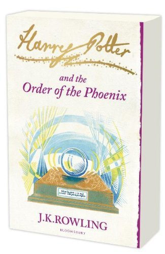 Read Online By J. K. Rowling Harry Potter and the Order of the Phoenix (Signature ed) [Paperback] pdf