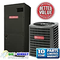 Goodman 1.5 Ton 14 SEER Heat Pump Split System
