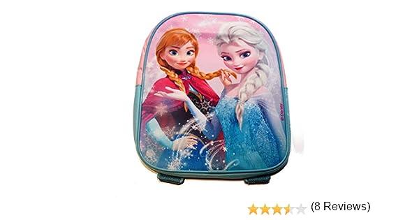 Kids Frozen Mochila Guardería, Color Rosa: Amazon.es: Juguetes y juegos