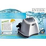 Intex Krystal Clear 3000 GPH Sand Filter Pool Pump