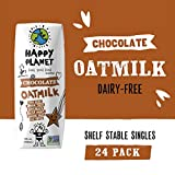 Happy Planet - OatMilk Chocolate | 24 Pack – 8 FL