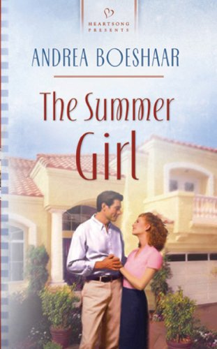 book cover of The Summer Girl