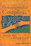 Entrepreneurial Couples, Kathy Marshak, 0891061150