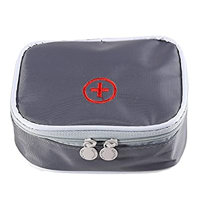 Outdoor First Aid Kit Bag Travel Portable Medicine Package Emergency Kit Bags Medicine Storage Bag Small Organizer