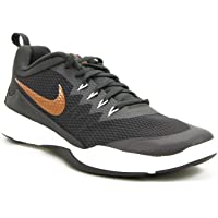 Nike Men's Legend Trainer Fitness Shoes (Black/Metallic Silver/White 001)