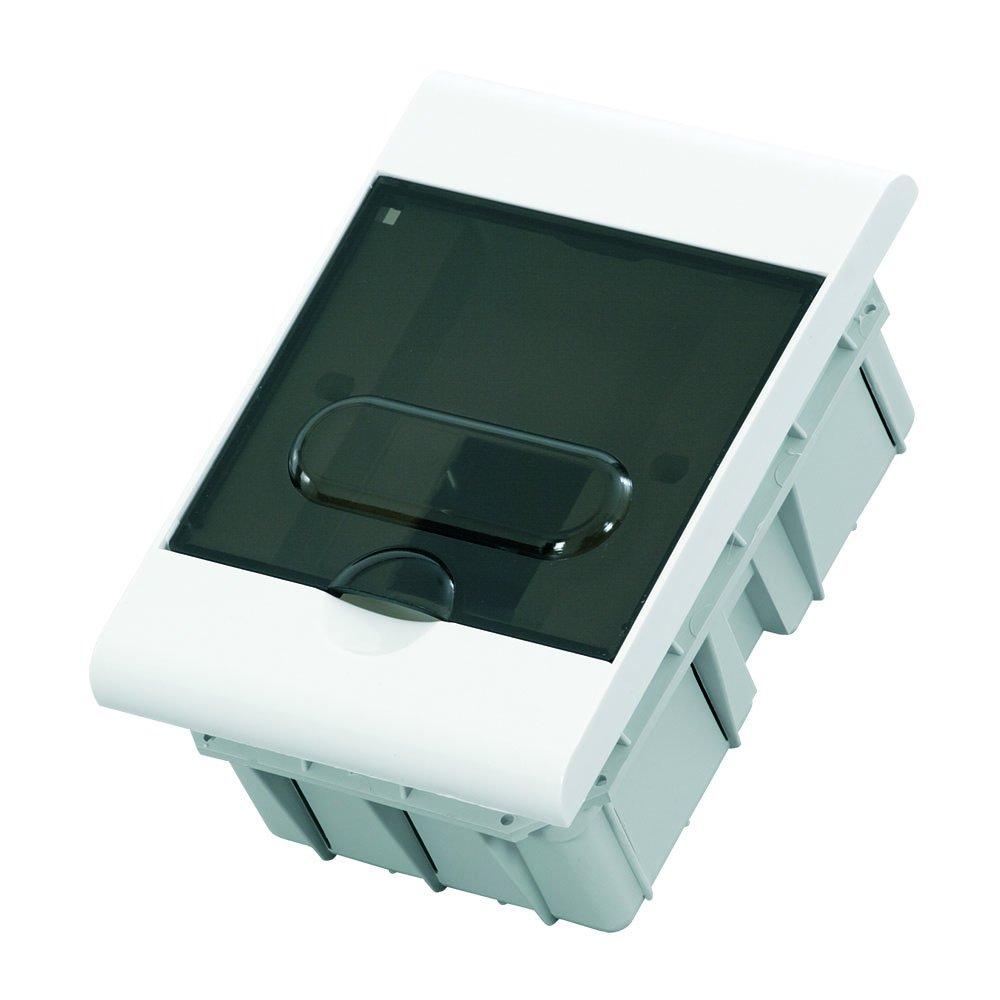 Pequeñ o distribuidor empotrado 4 Buzó n Module/Copia/caja de distribució n rasante IP40 AtR