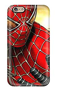 3593189K24503744 Premium Protection Spider-man Case Cover For Iphone 6- Retail Packaging
