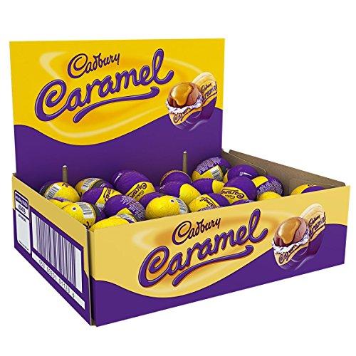 Cadbury Dairy Milk Caramel Eggs