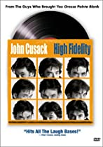 High Fidelity  Directed by Stephen Frears