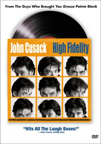 DVD : High Fidelity (2000) (Widescreen)