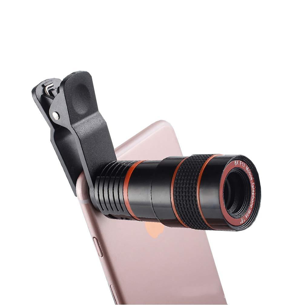 携帯電話カメラレンズキット 4K 4K HD携帯電話カメラレンズ 18倍外部メタル望遠携帯電話望遠鏡ヘッド B07GDLKZCH B07GDLKZCH, 下川町:60d4ab32 --- ijpba.info
