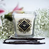 Ice N Fire Very Vanilla Bean Ring Candle (Hidden Ring Valued up to $5,000)