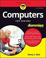 Computers For Seniors For Dummies, 5th Edition Front Cover
