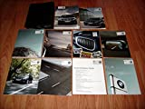 2010 BMW 528i 535i 550i xDrive Owners Manual with Nav. Section