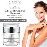 Anti Aging Retinol Moisturizer Cream: for