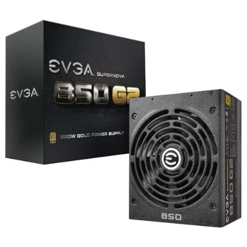 chollos oferta descuentos barato EVGA Supernova 850 G2 80 Gold 850W Totalmente Modular Modo EVGA Eco Garantia de 10 Anos acompanha testador Power On Self Tester para Fonte de alimentação 220 G2 0850 X2 EU