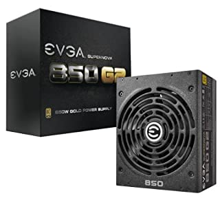 EVGA Supernova 850 G2, 80+ Gold 850W, Fully Modular, EVGA ECO Mode, 10 Year Warranty, Includes Free Power On Self Tester Power Supply 220-G2-0850-XR (B00IKDETOC) | Amazon Products