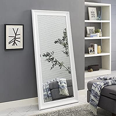 Naomi Home Framed Floor Mirror