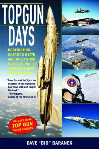 - Topgun Days: Dogfighting, Cheating Death, and Hollywood Glory as One of America's Best Fighter Jocks