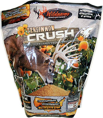Wildgame Innovations Persimmon Crush Attractant 5-lb. Bag