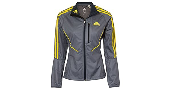 adidas Athletics Climawarm Windstopper Womens Cross Country Jacket at Amazon Womens Clothing store: