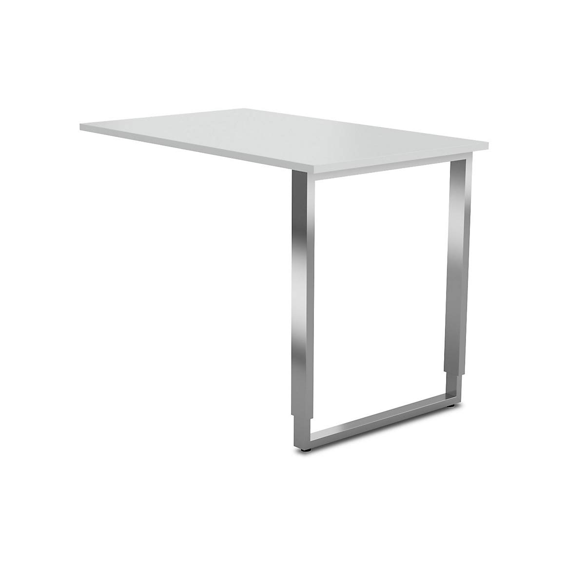 kerkmann - kerkmann - Mesa modular AVETO (1000 mm), color blanco ...