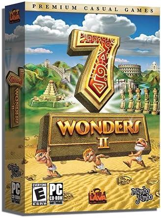 MumboJumbo 7 Wonders of the Ancient World 2, PC - Juego (PC): Amazon.es: Videojuegos