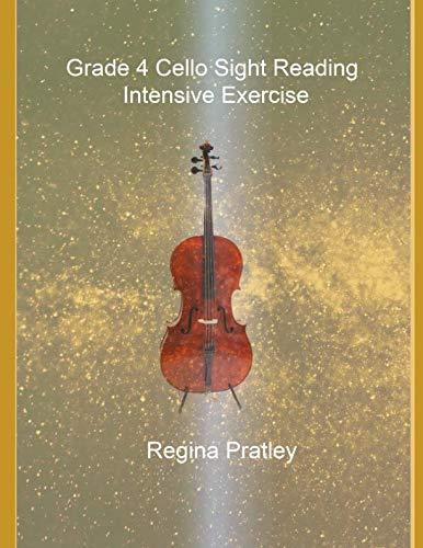 Grade 4 Cello Sight Reading Intensive Exercise