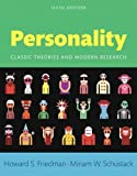img - for Personality: Classic Theories and Modern Research, Books a la Carte Edition (6th Edition) by Howard S. Friedman (2015-12-11) book / textbook / text book