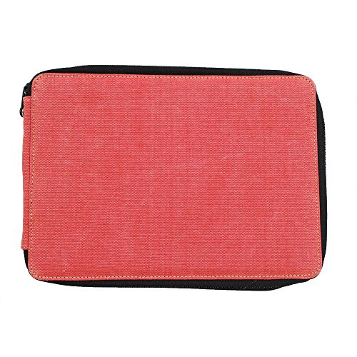- Speedball Art Products 256120 Canvas Pencil Case, Rose