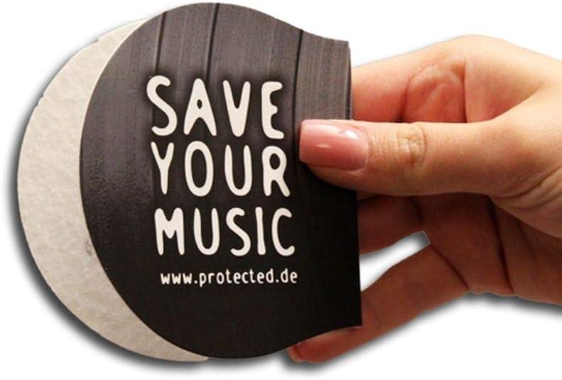 Schallplattengreifer Protected Elektronik