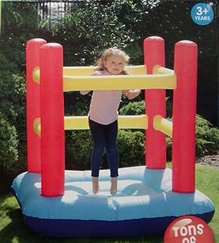 Amazon.com: Castillo hinchable inflable por Smoh: Toys & Games