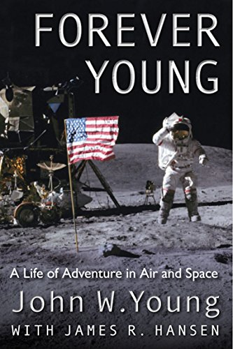 Forever Young: A Life of Adventure in Air and Space cover