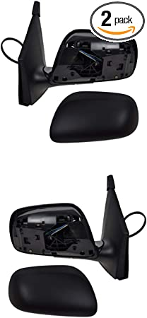 Side Mirror for 14-18 Toyota Corolla Heated W// Signal Lamp Passenger Right White