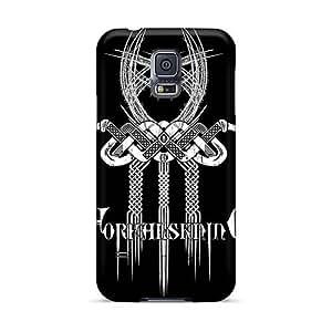 Samsung Galaxy S5 RnG12948bnuK Custom Vivid Grave Band Skin Shock Absorbent Cell-phone Hard Cover -JohnPrimeauMaurice