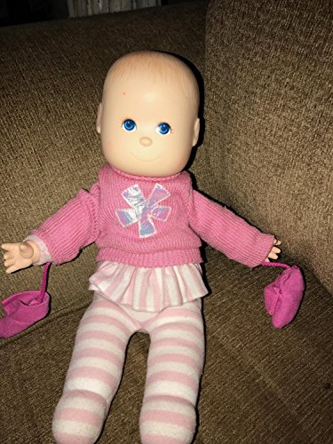 "Goldberger Vintage Doll Eegee 14"" Winter"