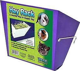 HAY RACK - 9X4X7 IN