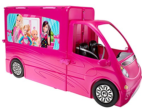 Barbie Sisters Life in The Dreamhouse Camper (Discontinued by manufacturer)