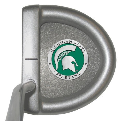 Michigan State Spartans Putter by Heritage Pewter