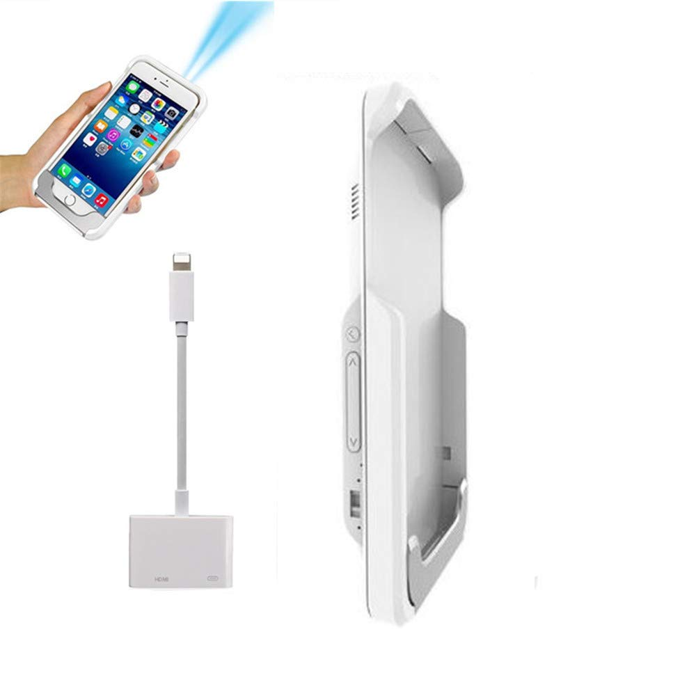 Mini Proyector DLP WiFi Portátil Pocket LED Proyector De Teléfono ...
