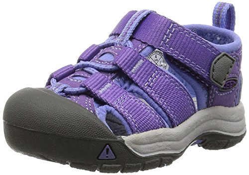 KEEN Toddler (1-4 Years) Newport H2 Purple Heart/Periwinkle Sandal - 10 Toddler US - Newport Stores