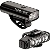 Lezyne Macro Drive 1100XL and Strip Pro Light Combo Black/Black, One Size Review