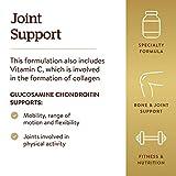 Solgar, Extra Strength Glucosamine Chondroitin