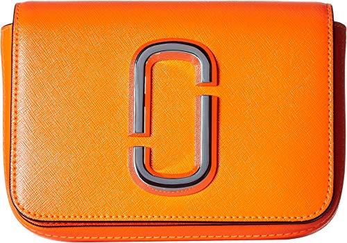 Marc Jacobs Women's Hip Shot Fluoro Belt Bag Bright Orange XS/S