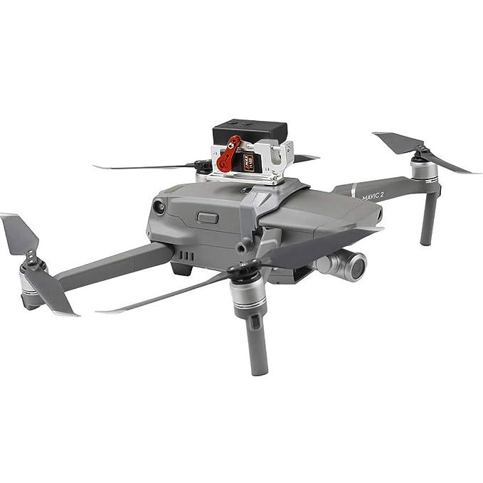 TwoCC Accesorios Drone,Lanzador Drone Clip Payload Delivery Drop ...