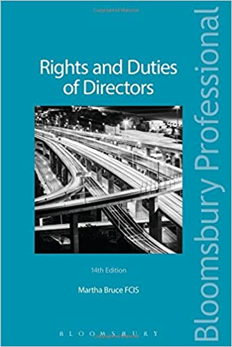 Rights and Duties of Directors 2015: 14th Edition (Directors