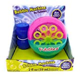 Kids Playtime Toddler Fun Bubble Machine Toy Blower Fun Kids Summer Spring Play Bubbles Maker